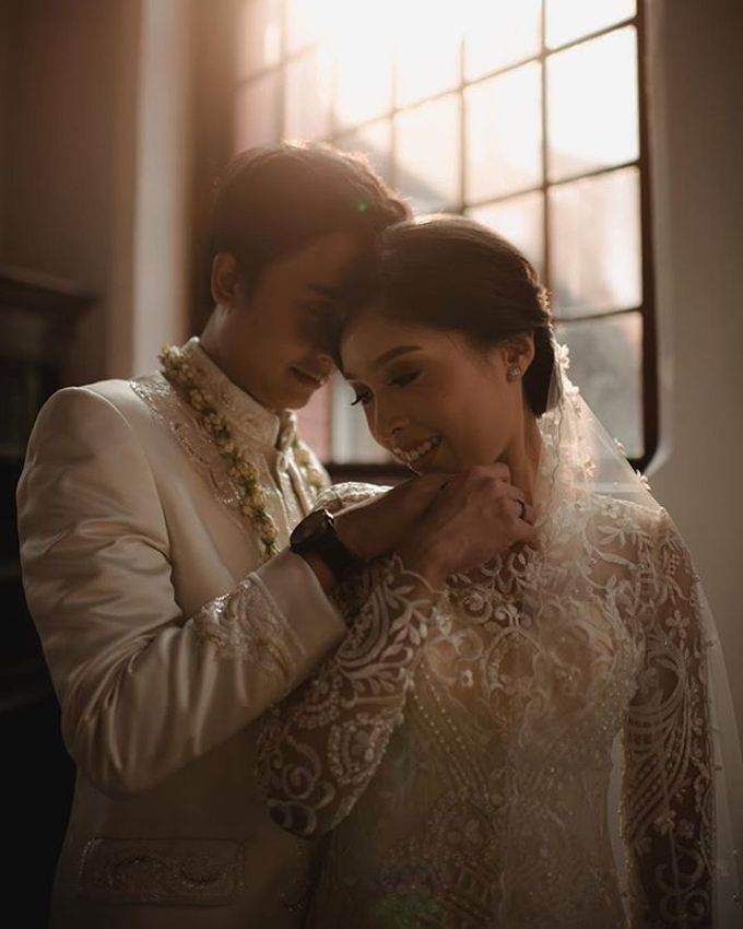The Wedding of Atika & Alam by Chandani Weddings - 007