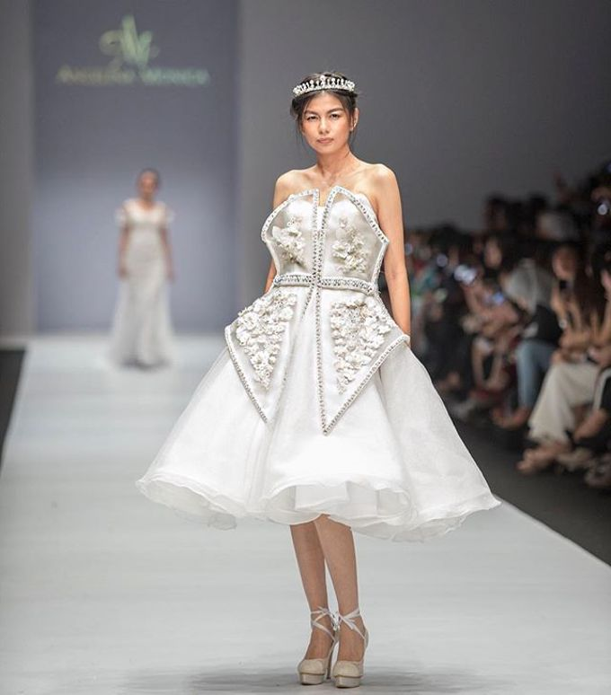 Bridal Gowns - JFW BLOOM COLLECTIONS by Angelina Monica - 003