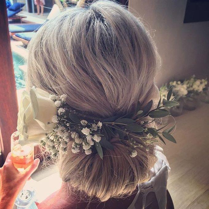 UPDO STYLES by Bali Hair and Makeup  / Anja buerck - 010