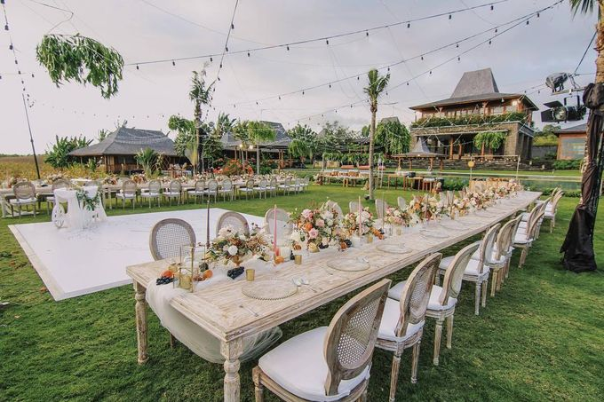 Angi & Nicky Wedding 2018 by Lumbung Catering - 001