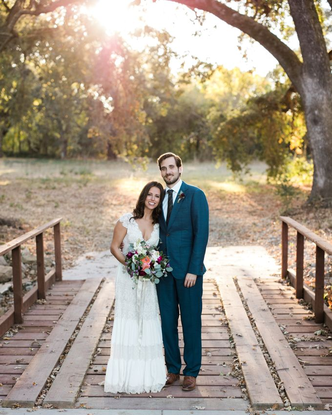 Autumn Vineyard Wedding by Marilyn Ambra Party Consultants - 021