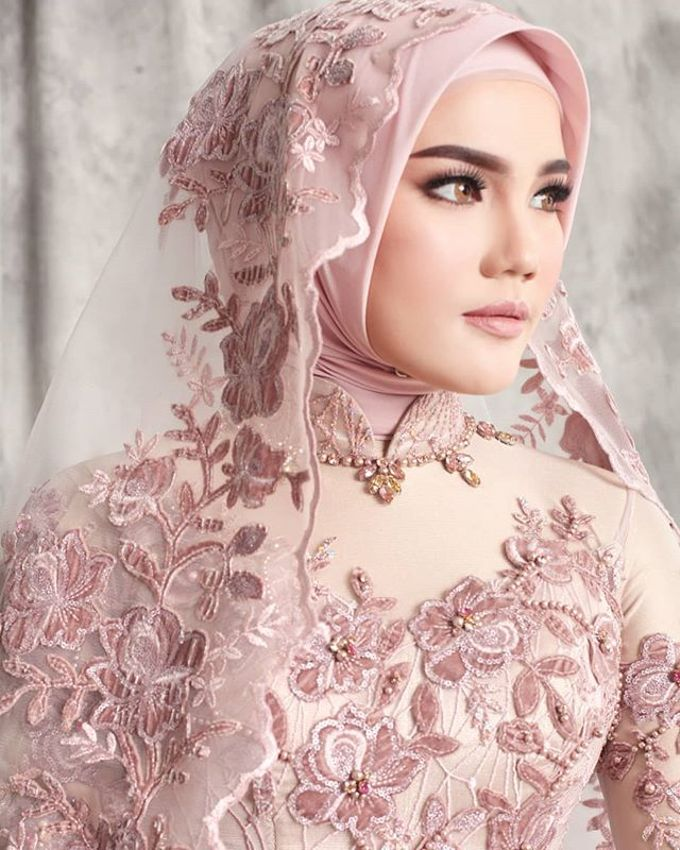 Gester Muslim Bridal by Gester Bridal & Salon Smart Hair - 021