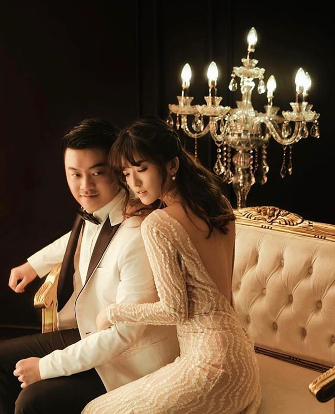 Pre-wedding of Jessica & Kevin by Vivre the Label - 006