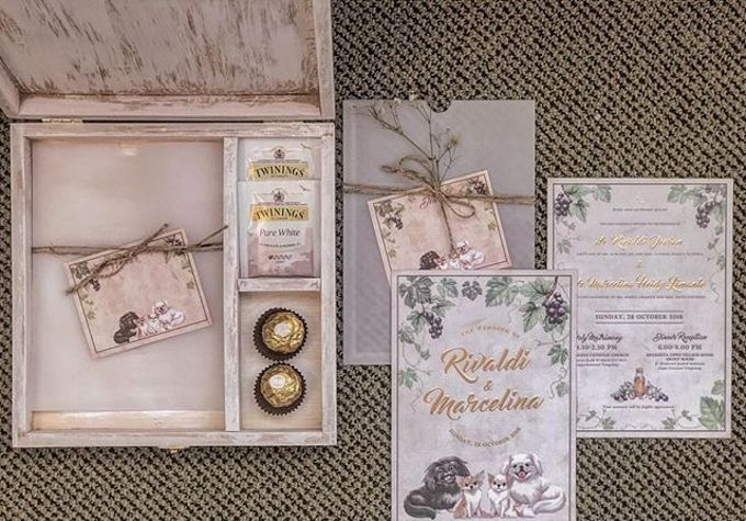 Wedding Day of Rivaldy and Marcelina Heidy by gute film - 011