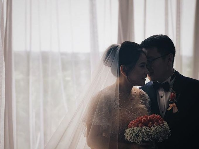 Wedding Day of Rivaldy and Marcelina Heidy by gute film - 009