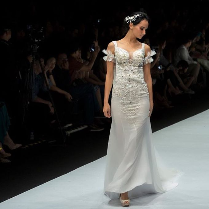 Bridal Gowns - JFW BLOOM COLLECTIONS by Angelina Monica - 002