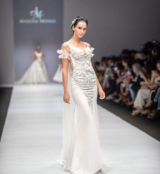 Bridal Gowns - JFW BLOOM COLLECTIONS by Angelina Monica - 004