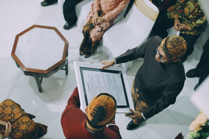 Yayas & Nosa Wedding by Adhyakti Wedding Planner & Organizer - 007