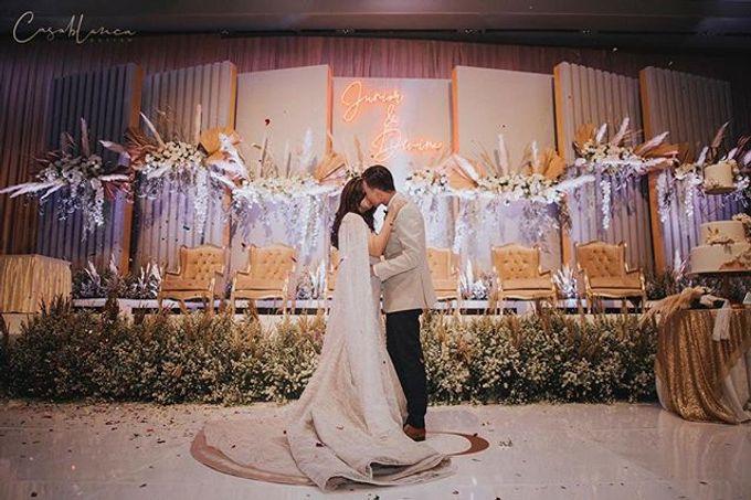 Wedding of Junior and Devina by Casablanca Design - 001