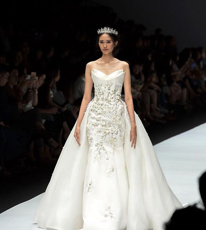 Bridal Gowns - JFW BLOOM COLLECTIONS by Angelina Monica - 005
