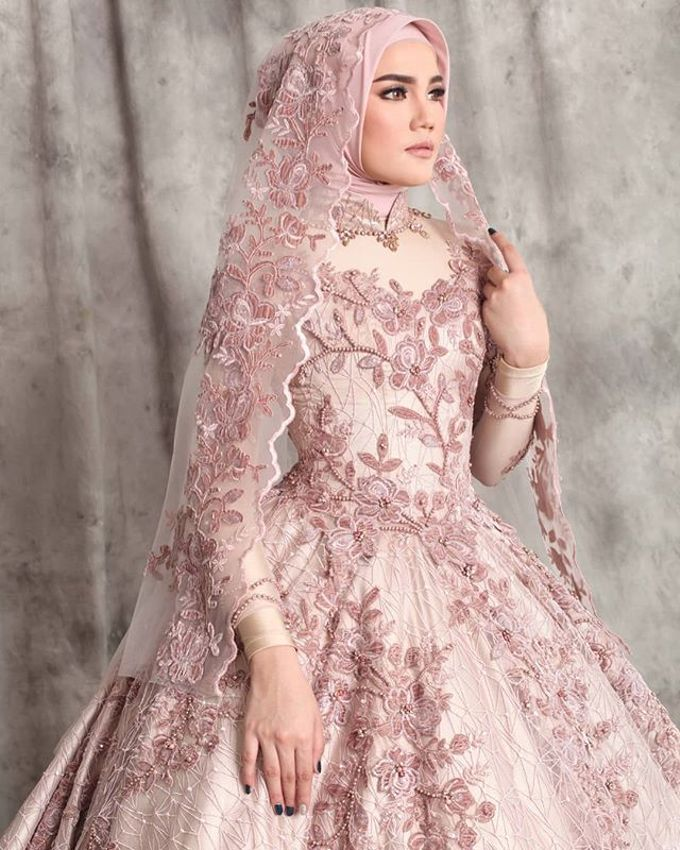 Gester Muslim Bridal by Gester Bridal & Salon Smart Hair - 020
