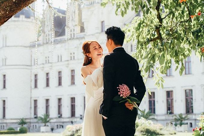 The Perfect Elopement by Chateau Challain Events - 021