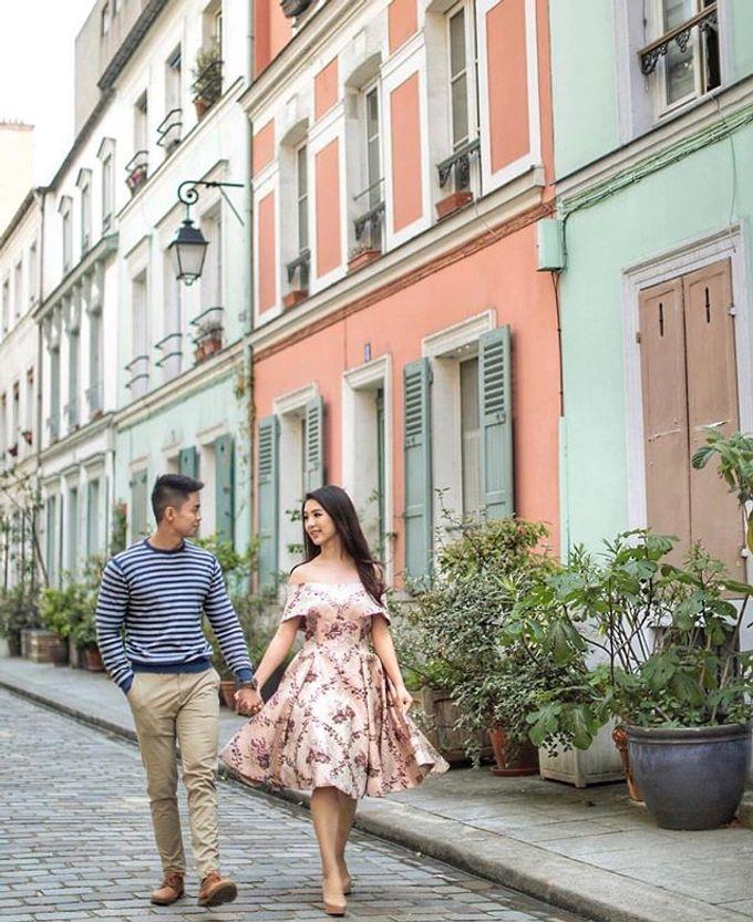 Dennis & Vivi Prewedding by Berta Chandra Couture - 002