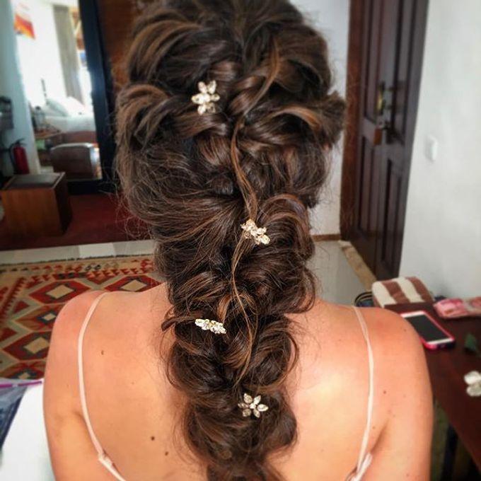 Mermaid Braid by Bali Hair and Makeup  / Anja buerck - 004