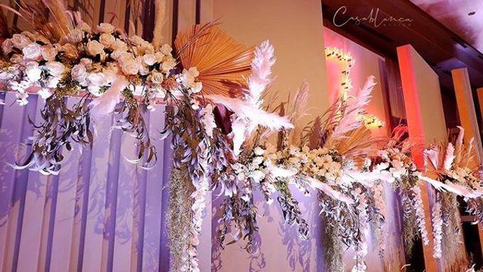 Wedding of Junior and Devina by Casablanca Design - 007