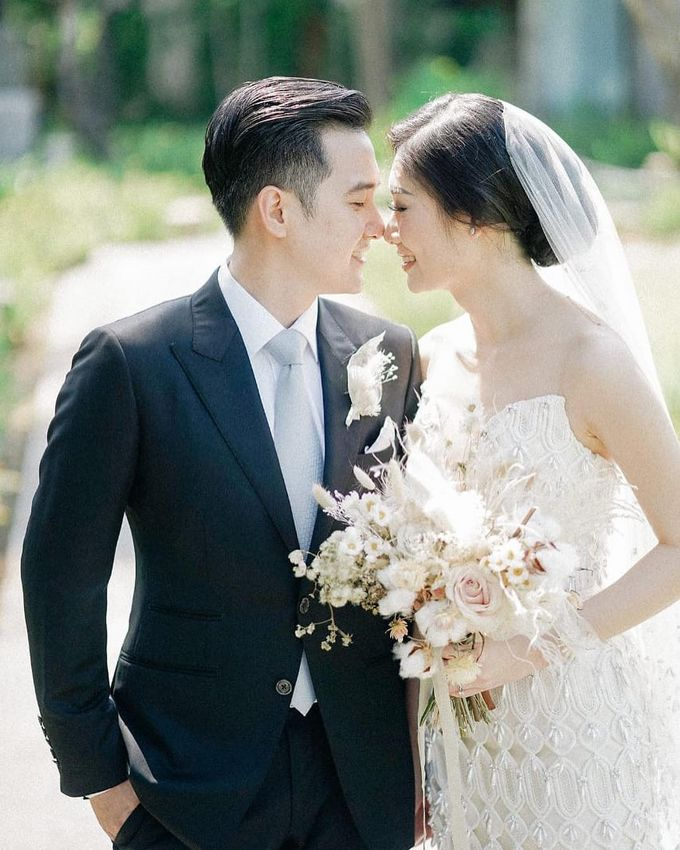The Wedding of Federick & Winny by Djampiro Band Bali - 003