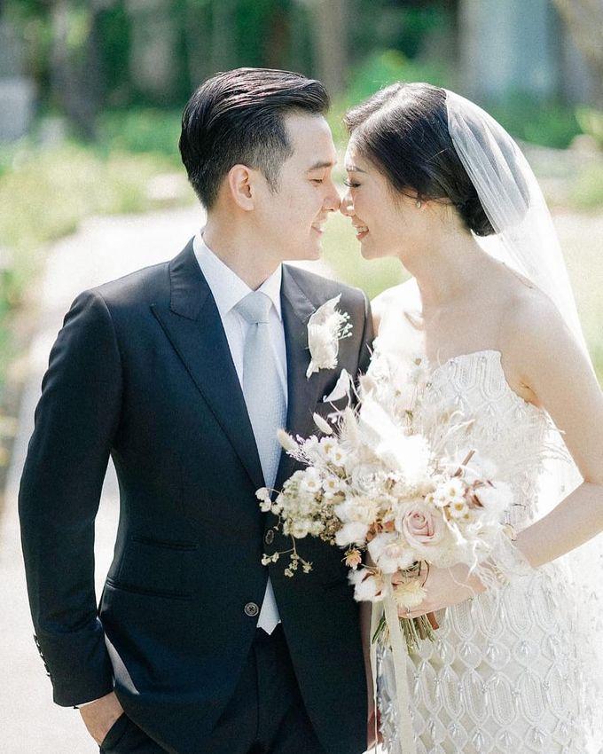 The Wedding of Federick & Winny by Khayangan Estate - 003