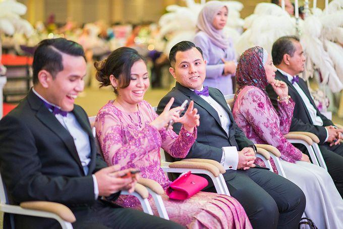 Liyana & Fairuz - Reception by Cubic Foto by PlainPaperpaint Production - 035