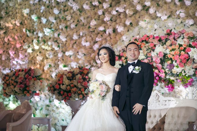 Roy & Erline Wedding by Folia Photography - 044