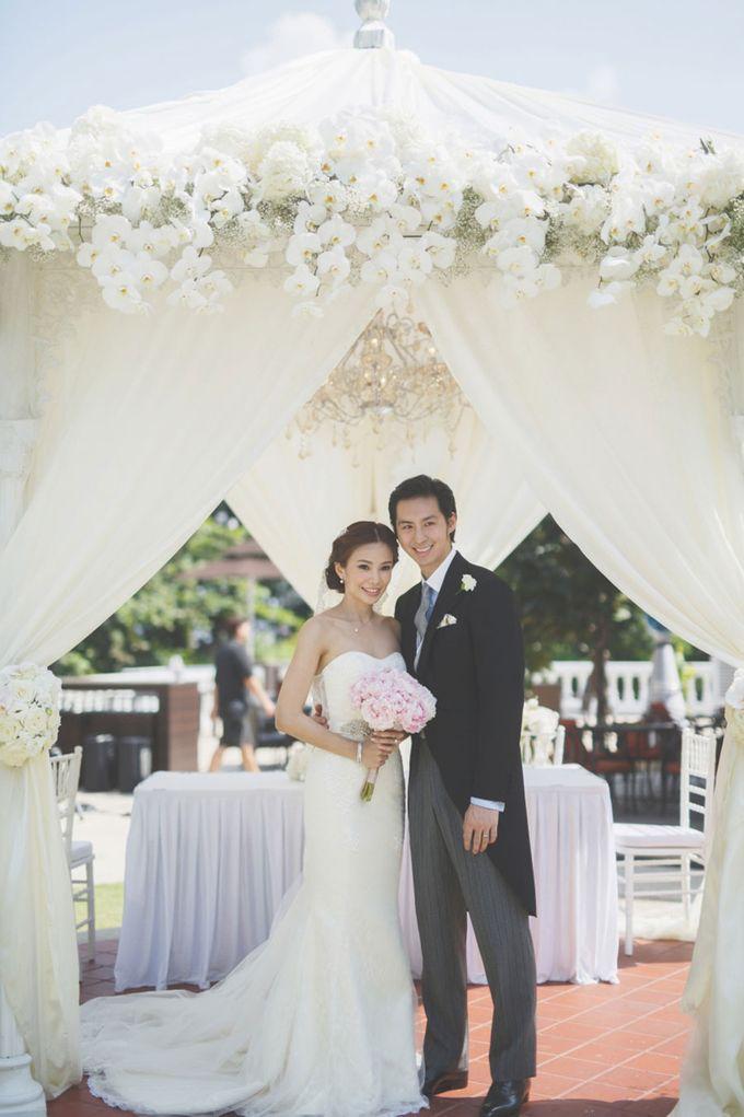Classic Elegance by The Wedding Entourage - 012
