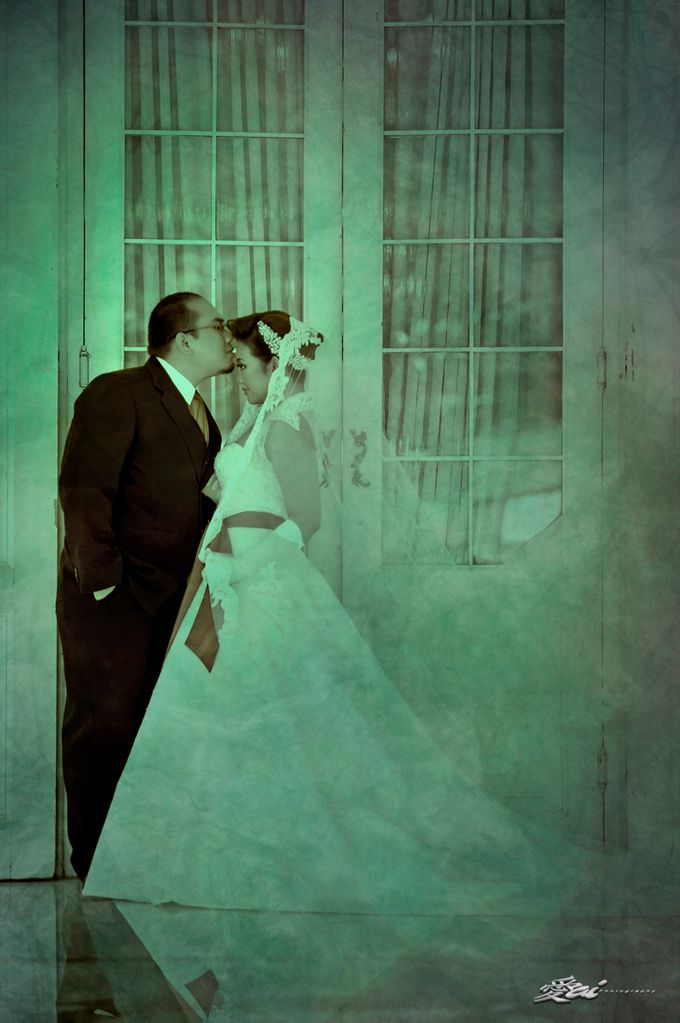 Indoor prewedding by Aldo Item - 002