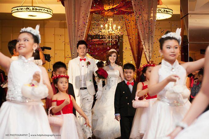 Fery & Nova - Wedding Day by HD Photography - 027
