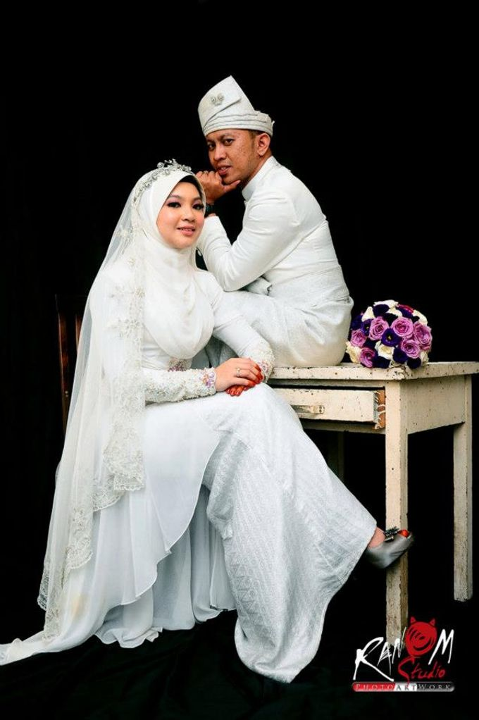 Muslim Wedding by Christy Ng Shoes - 003