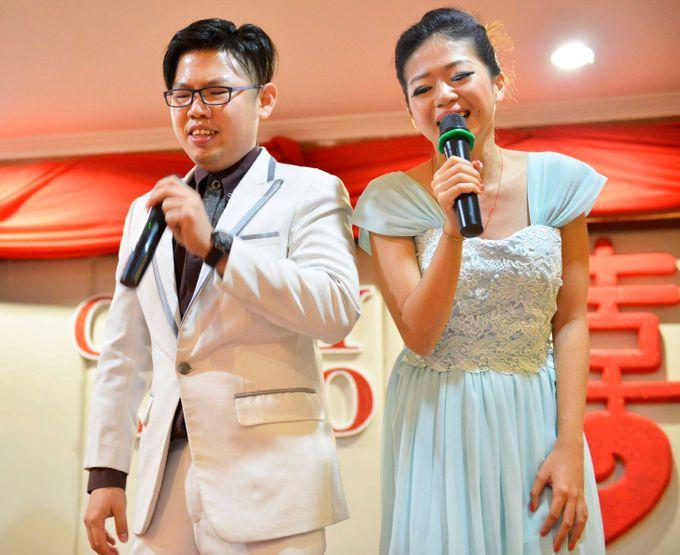 Cindy & Jason by Faith Wedding Event - 045