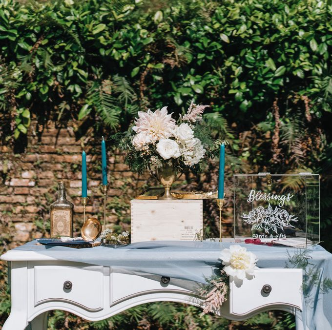 Dreamy and Whimsical Styled Shoot by O'hara Weddings - 010