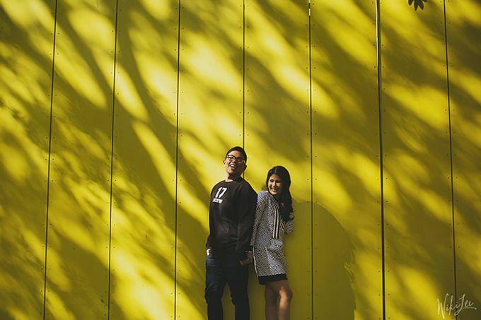 Rendy + Sity: Melbourne, I'm in Love by Wiki Lee - 028
