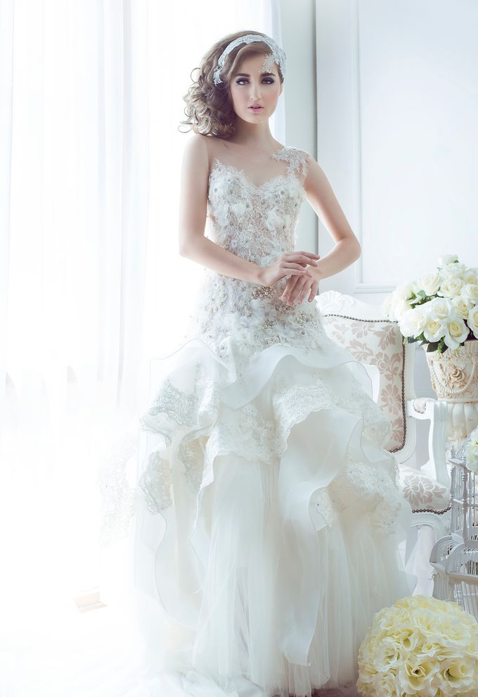 Parisian Fairy by Gazelle Brides - 017