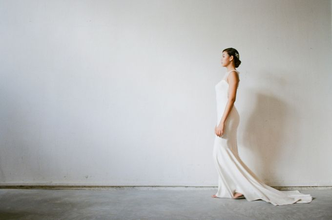 Asian Minimalist Editorial by Maritha Mae - 004