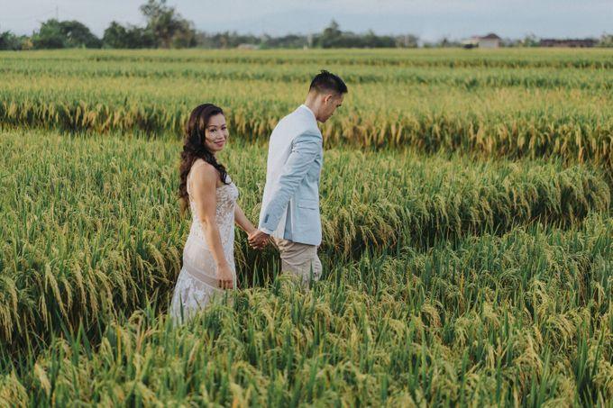 Michael & Medy Wedding by Nagisa Bali - 008