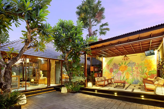 Honeymoon Package at legian Kriyamaha Villa by Ayona Villa - 002