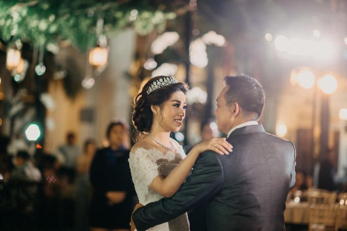 DAVID & FELICIA WEDDING by DHIKA by MA Fotografia - 044
