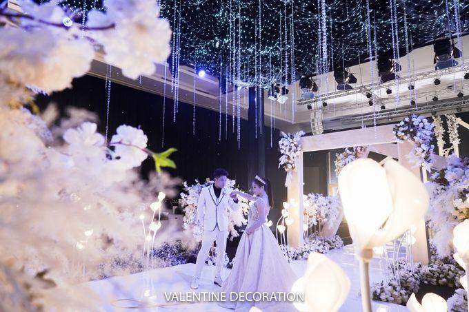 Jason & Devina Wedding Decoration by Valentine Wedding Decoration - 036