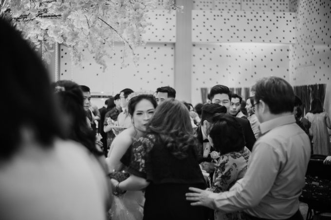 Lady & Julianto Wedding at Le Meridien Jakarta by AKSA Creative - 044