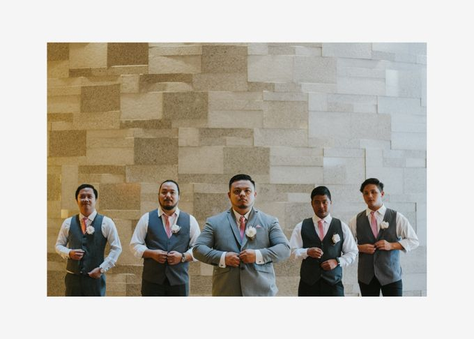 Vince and Rhosiel Wedding by Fiat Lux Productions - 025