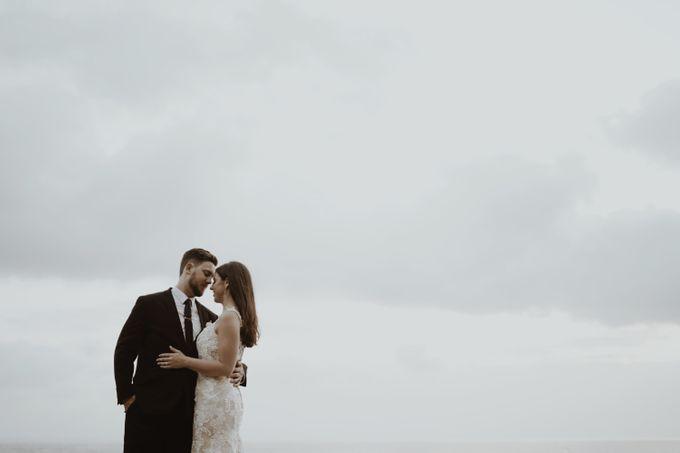 Mindy & Cameron Wedding at W Hotel Bali by AKSA Creative - 044