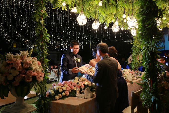 Wedding Hosana & Vina by Ananda Yoga Organizer - 041