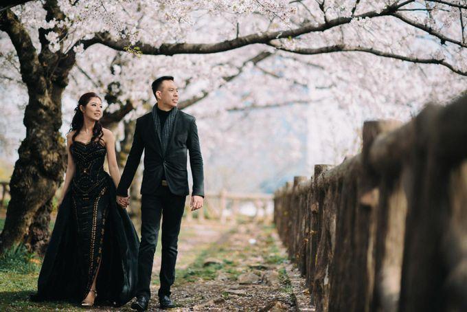 Ditto & Silvy Prewedding by Dhika by MA Fotografia - 042