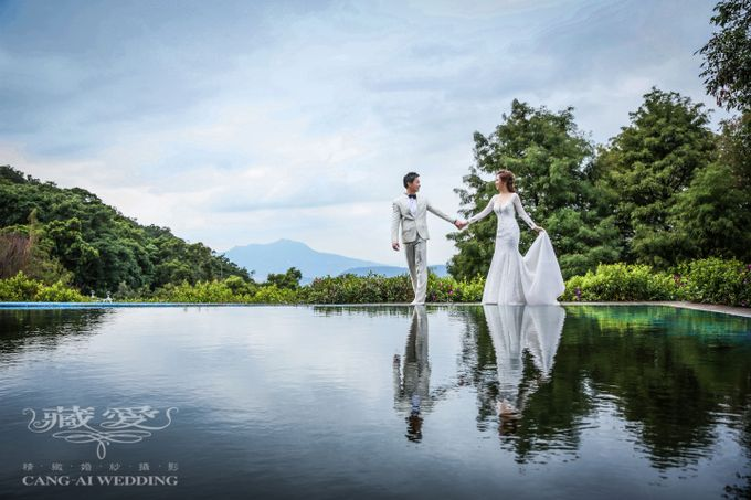 Uniquely Taiwan by Cang Ai Wedding - 013