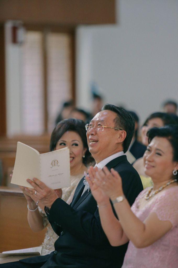Maurice & Natasya Jakarta Wedding by Ian Vins - 025