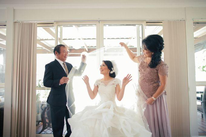 Ivan & Laviana Perth Wedding by Ian Vins - 021