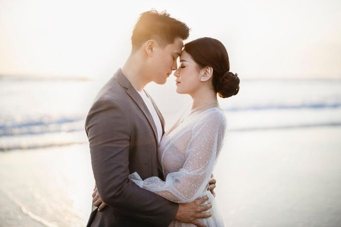 PREWEDDING OF RUDY & ELYZ by Jessica Cendana - 011