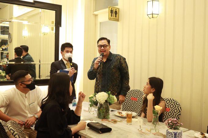 MC Wedding Intimate at Blue Jasmine Jakarta - Anthony Stevven by Anthony Stevven - 031