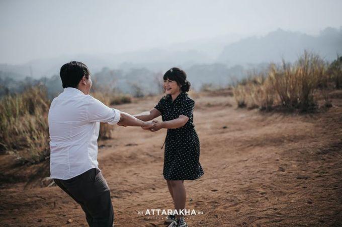 Prewedding Ana & Zul by Attarakha Fotografi - 004