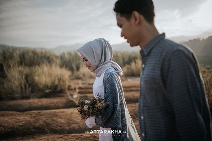 Prewedding Dini & Aldis by Attarakha Fotografi - 007