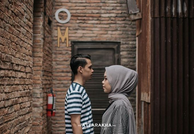Prewedding Dini & Aldis by Attarakha Fotografi - 015