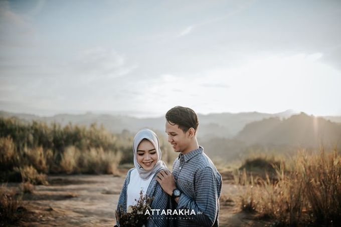 Prewedding Dini & Aldis by Attarakha Fotografi - 004
